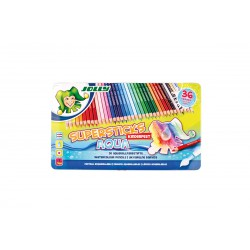 Supersticks Aqua 36 Farben